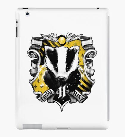 H Crest iPad Case/Skin