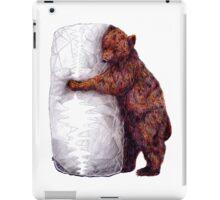 BEAR-rito Bear Hugs iPad Case/Skin