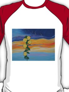 Evening Primrose at Sunset T-Shirt