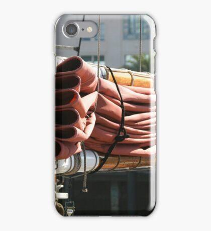 MAIN PEAK HALLIARD iPhone Case/Skin