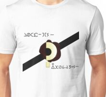 Doctor's calling card Unisex T-Shirt