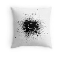 C SPLOTCH Throw Pillow