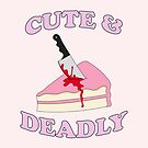 Cute & Deadly by myacideyes