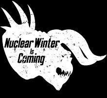 NUCLEAR WINTER IS COMING#2 by Chris Bryer