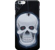 Rick Eddie Bones iPhone Case/Skin