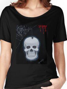 Rick Eddie Bones Women's Relaxed Fit T-Shirt