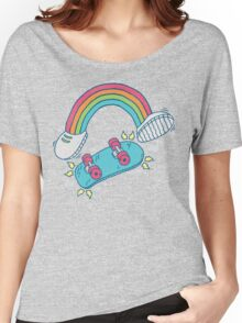 RADBOW! Women's Relaxed Fit T-Shirt