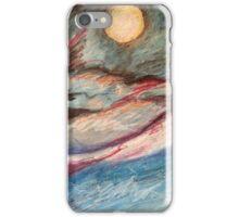 fullmoon glow iPhone Case/Skin