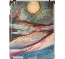 fullmoon glow iPad Case/Skin