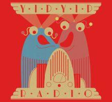 Yip-Yip Discover Radio! Kids Tee