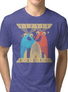Yip-Yip Discover Radio! Tri-blend T-Shirt