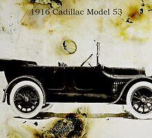1916 Cadillac by garts