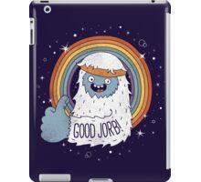GOOD JORB! iPad Case/Skin