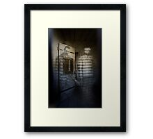 Bodie Ghost Town 3, California. Framed Print