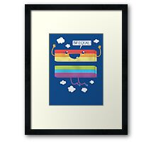 Equality Framed Print