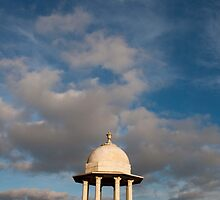 Chattri (War Memorial) by ian  dawson