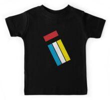 Mondrian: Greeting #2 Kids Tee