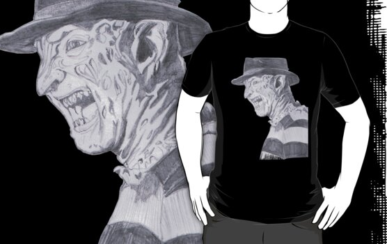 Freddy Krueger by Qutone