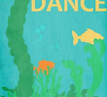 Enchantment Under The Sea Dance Poster by TJ Ruesch