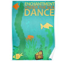 Enchantment Under The Sea Dance Poster Poster