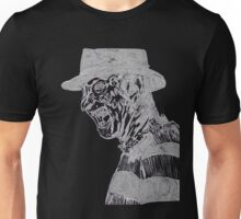 Freddy Krueger Lines Unisex T-Shirt