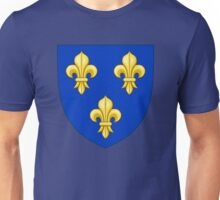 Royal Arms of France Unisex T-Shirt