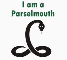 I am a Parselmouth by meldevere