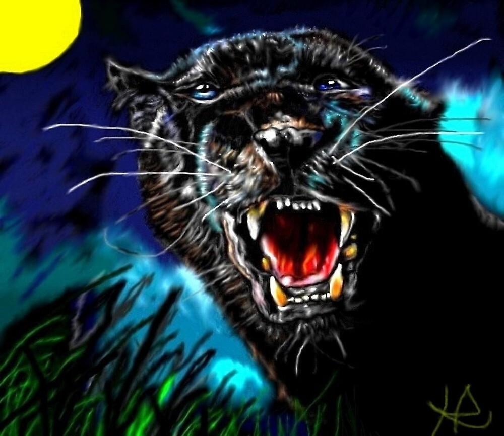Pumpernickel Puma by Herbert Renard
