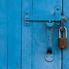 Locked Out Of The Blue by knobby