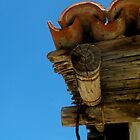 """Rustic Roof Cornice"" by waddleudo"