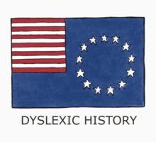 Dyslexic History by Landis Blair