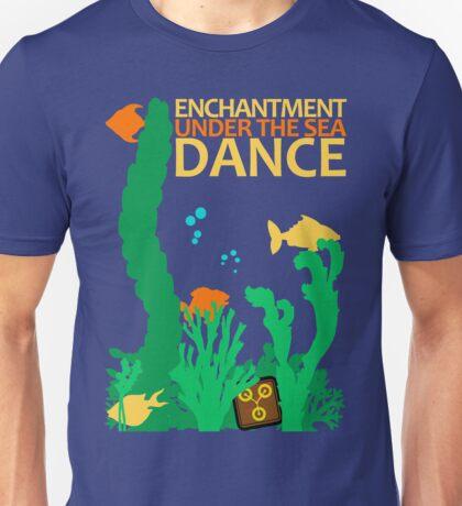 Enchantment Under The Sea Dance Design Unisex T-Shirt