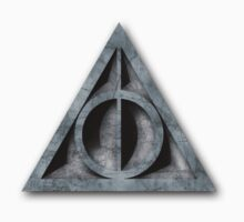 Deathly Hallows symbol by kippz07