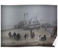 Sea Fret. Poster
