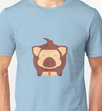 Porker Kong the Pork Barrel King Unisex T-Shirt