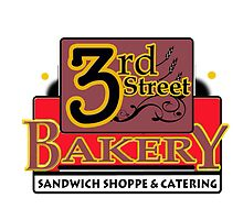 Third Street Bakery Graphic by djs42s