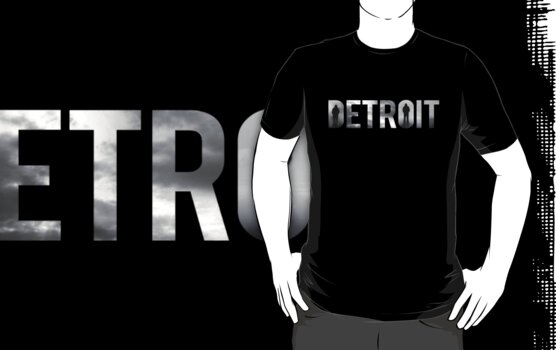 Detroit by Jon  DeBoer