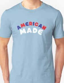 AMERICAN MADE USA colors T-Shirt
