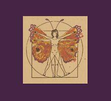 Vitruvian Butterfly Unisex T-Shirt