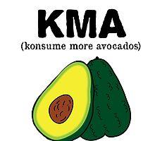 kma./(konsume more avocados)  by JoyVick