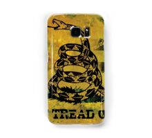 Dont Tread on Me Samsung Galaxy Case/Skin