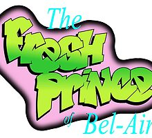 The Fresh Prince of Bel-Air by Slice-of-Pizzo