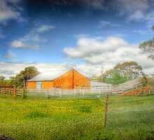 Farmview - Dawsley to Kanmantoo Road, Adelaide Hills, South Australia by Mark Richards