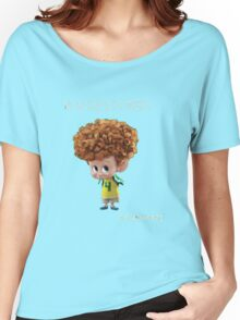 dennis mavis and jhonys son from hotel transylvania Women's Relaxed Fit T-Shirt