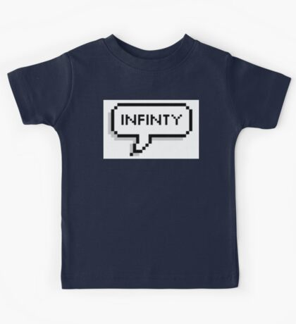 Infinity- One Direction Song Kids Tee