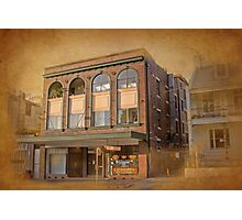 The Teahouse & The Palace - 102 Burton Street, Darllinghurst, Sydney Photographic Print