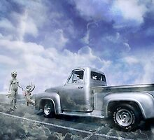 On the Road to Heaven - things we encounter by Jeff Burgess