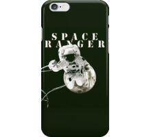 space ranger iPhone Case/Skin