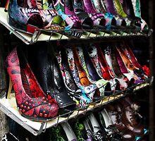 Killer heels by Gail  Galbraith