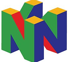 N64 Logo by Slice-of-Pizzo